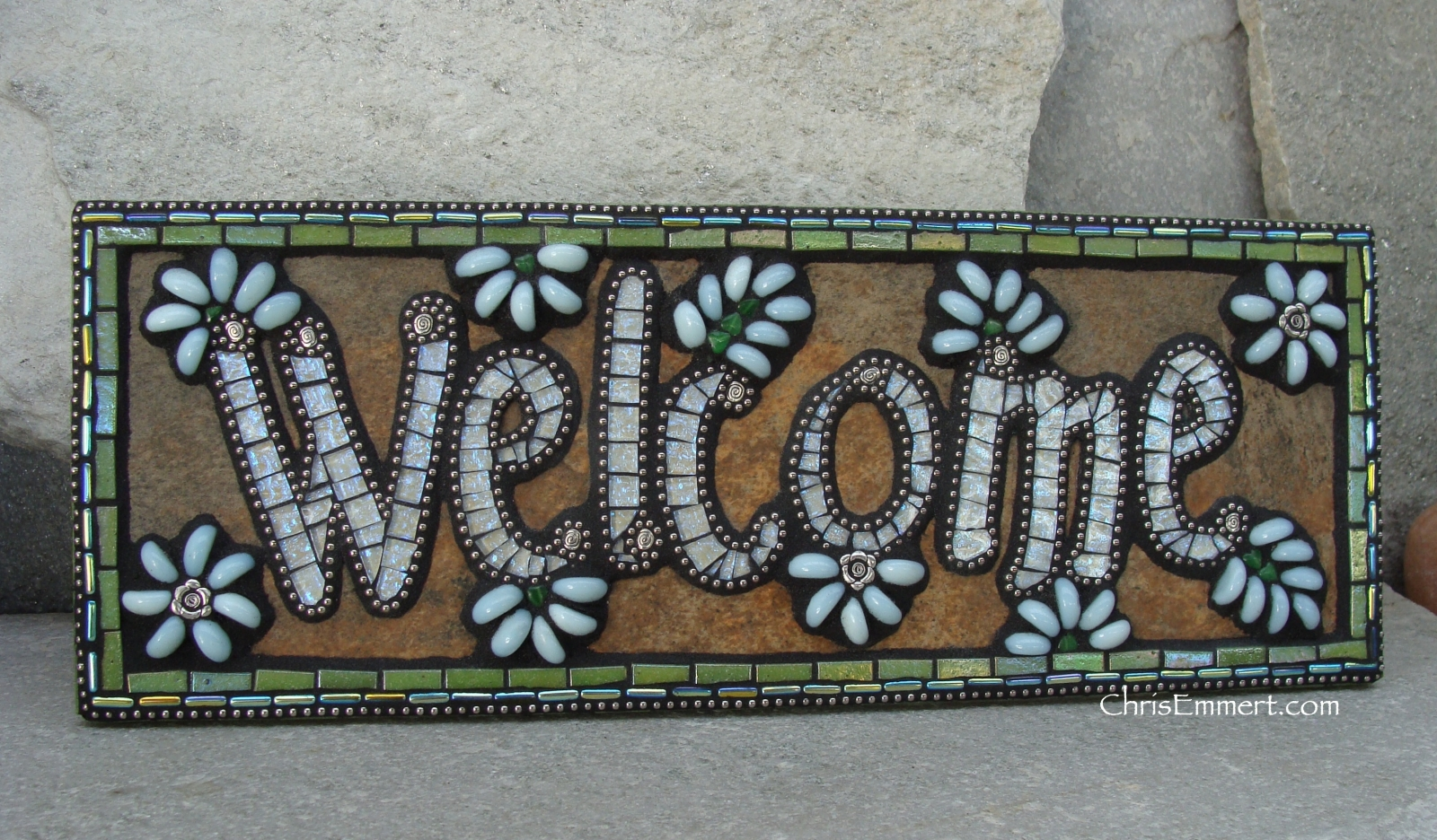 Mosaic Welcome Sign  Chris Emmert Mosaic & Design. Culinary Schools In New York City. System Performance Monitoring. Veterinary Technician Schools In Virginia. What Is The Best Laptop In The World. Mount Horeb Telephone Company. Incontinence After Robotic Prostatectomy. Pre Approval Process For Buying A Home. Executive Suites Minneapolis