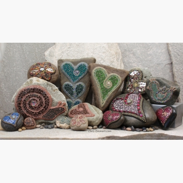 Stone Assortment ........Summer 2013