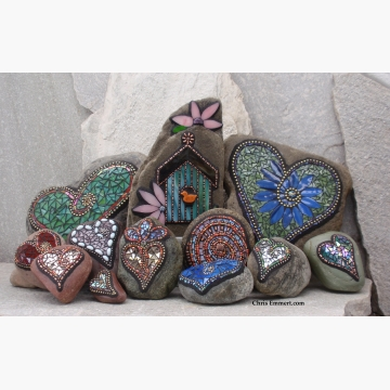Stone Assortment....... Summer 2013