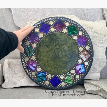 Mosaic Lazy Susan, Home Decor
